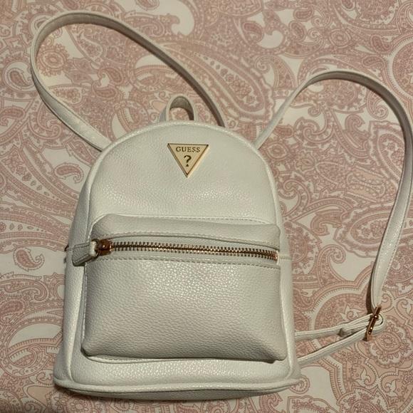 Guess Handbags - Mini Guess Backpack